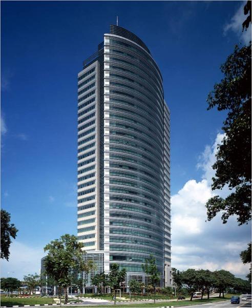 JTC Summit - 8 Jurong Town Hall Road - Jurong Lake - Singapore