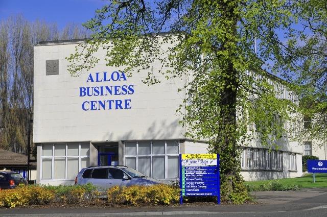 Alloa BC - Whins Road, FK10 - Alloa