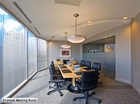 Office Space in Panin Tower 8th Floor