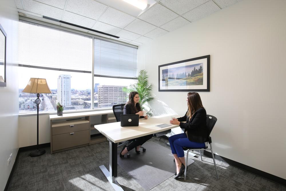 Office Evolution  - Cherry Creek - 501 Cherry Street - Denver - CO