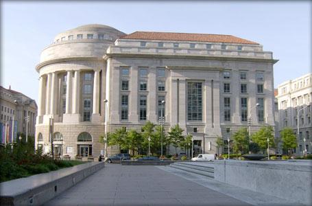 DC Workspaces - Ronald Reagan Building - 1300 Pennsylvania Avenue, N.W. - Washington - DC