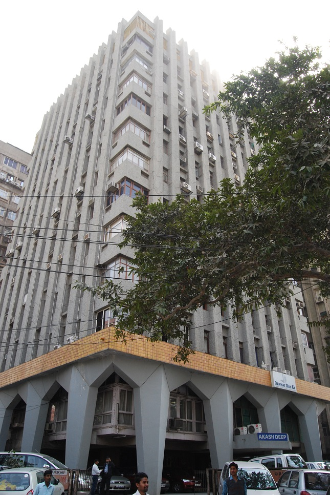 IEL BUSINESS CENTRE - Akash Deep Building - Barakhamba Road - New Delhi