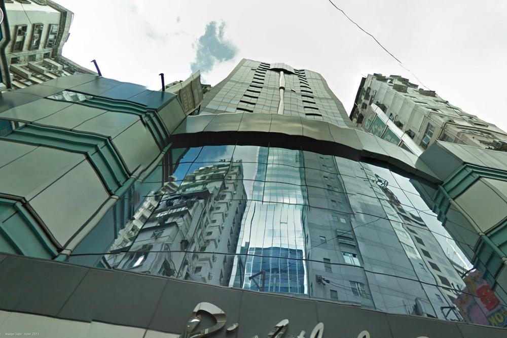 Jordan Center - Rightful Centre - 12 Tak Hing Street - Jordan - Hong Kong