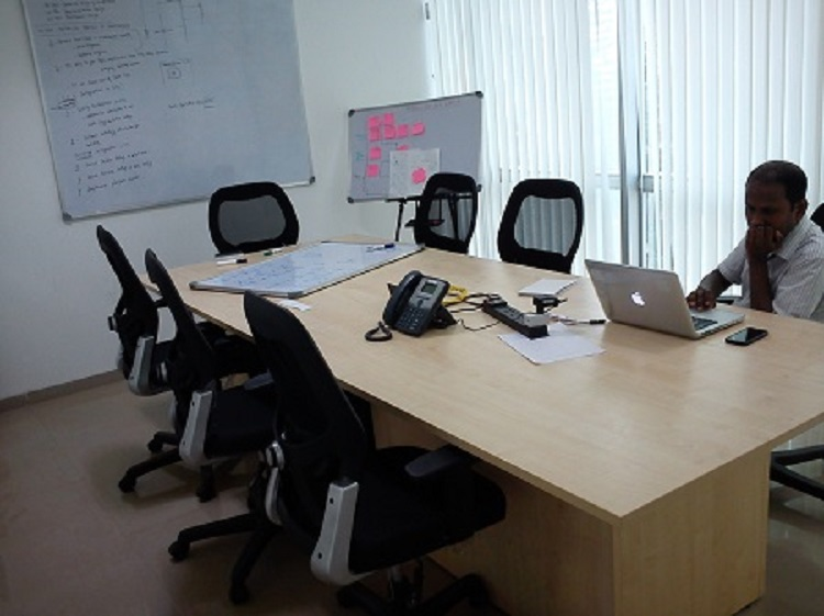 Workspace Rebooted - Silver Spring Layout - (Old Airport) – Varthur Road - Marathahalli - Bangalore