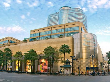 Gaysorn Plaza - 999 Ploenchit Road - Bangkok