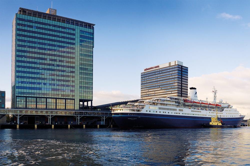The Office Operators - UP Building - Piet Heinkade 55 - Amsterdam