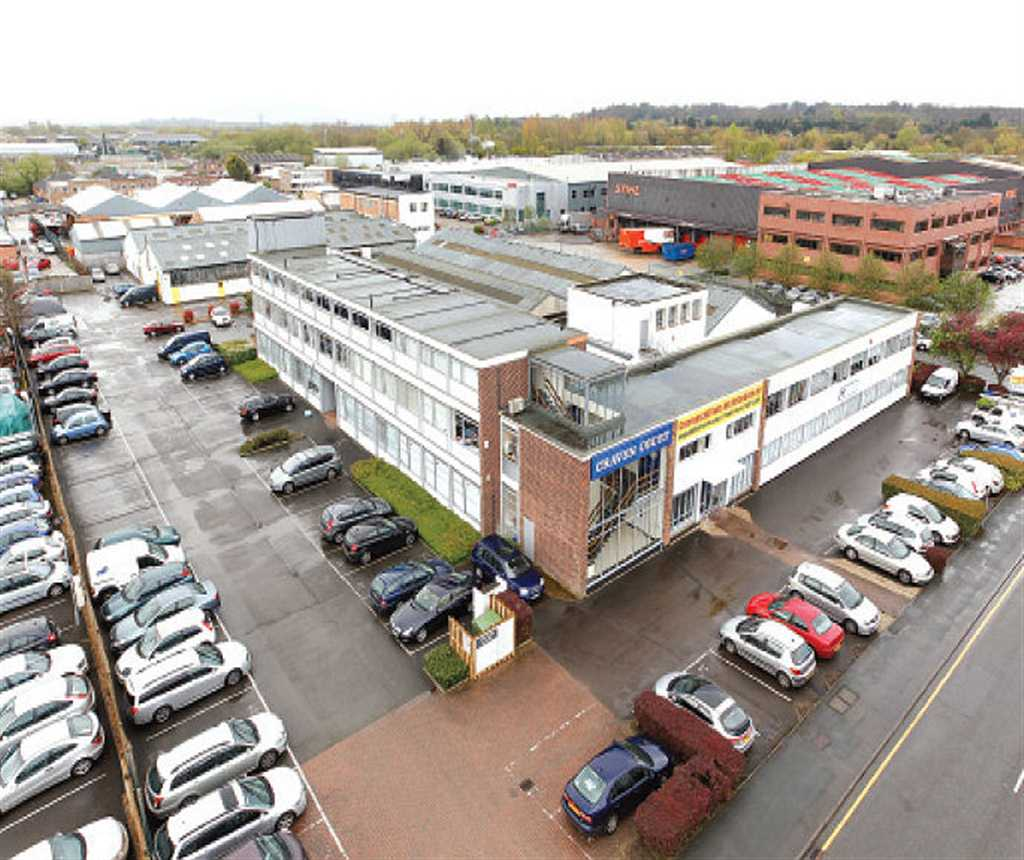 Office Space in Craven Court Stanhope Road