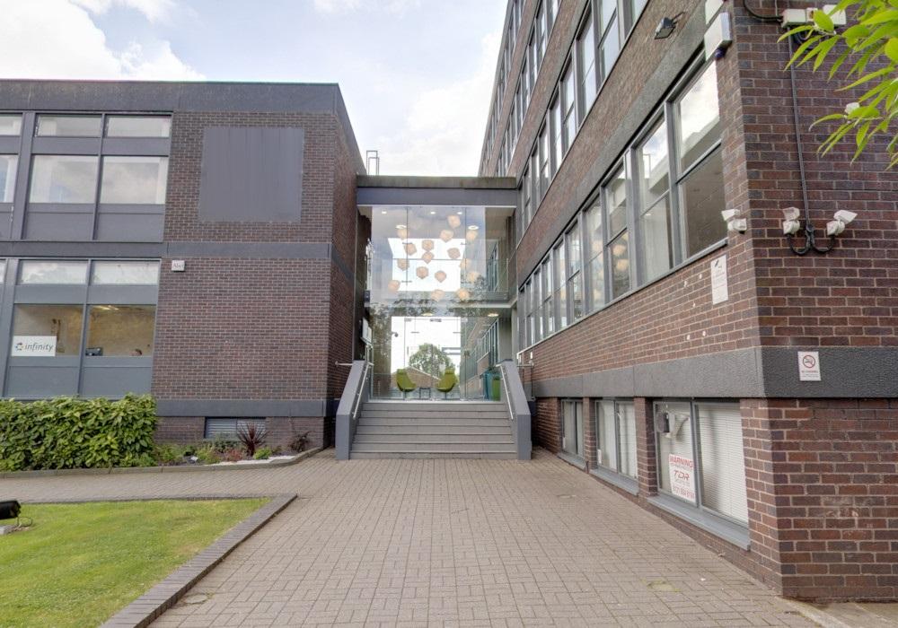 Office PADS LLP- The CIBA Building - 146 Hagley Road, B16 - Birmingham