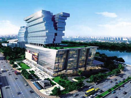 The Place - 618 Xingang East Road - Haizhu District - Guangzhou
