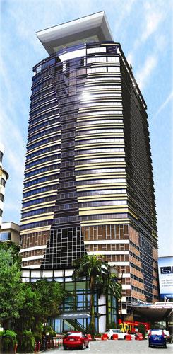 Menara IGB Mid Valley City - Lingkaran Syed Putra - Kuala Lumpur