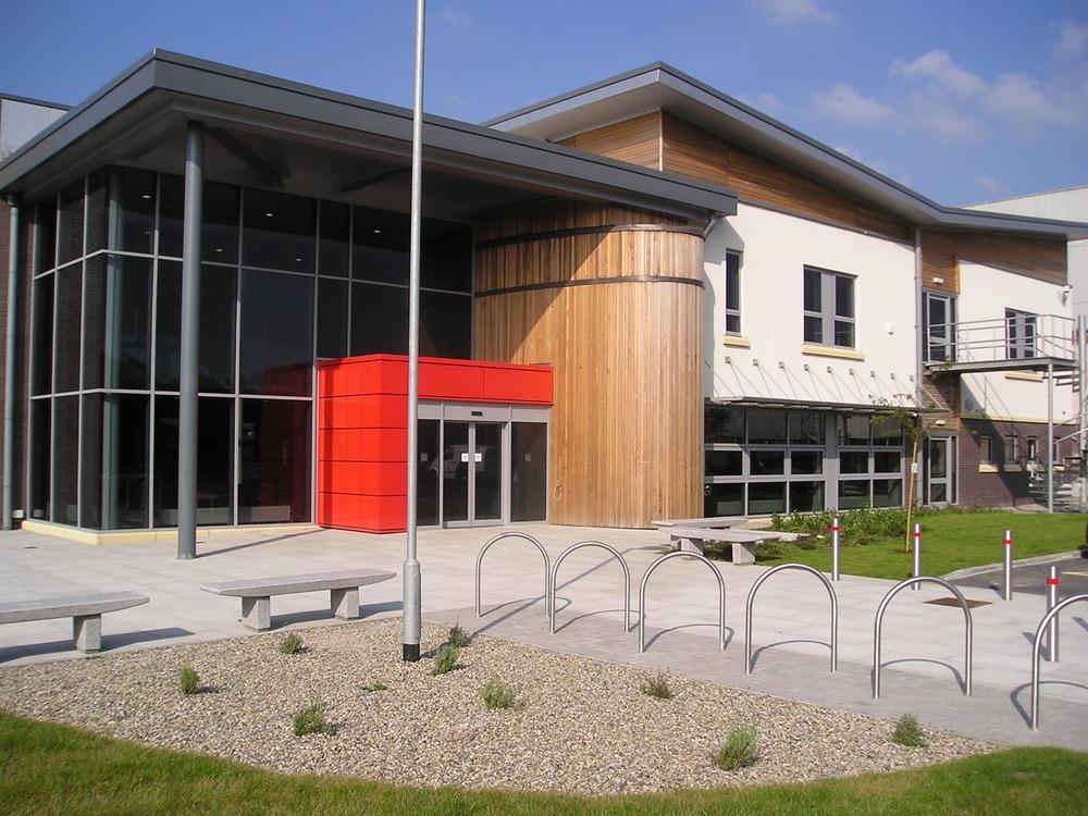 Lancashire Digtial Technology Centre - Bancroft Road, BB10 - Burnley