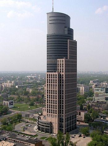 Warsaw Trade Tower - Chlodna 51 str. - Warsaw