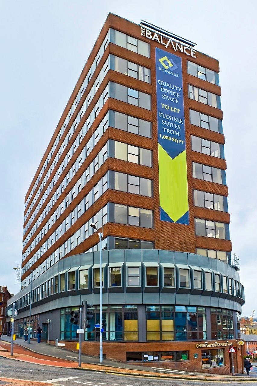 The Balance - 2 Pinfold Street, S1 - Sheffield