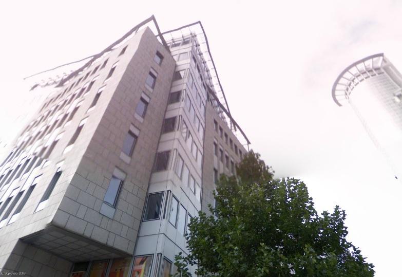 SBC Service + Business Center GmbH - Mainzer Landstraße 41 - Frankfurt am Main