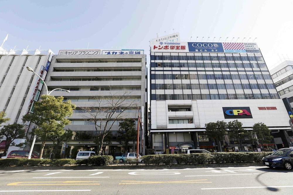 Daiichi Central - Daiichi Central Building - Honmachi 6-36 - Kita-ku,Okayama-shi - Okayama