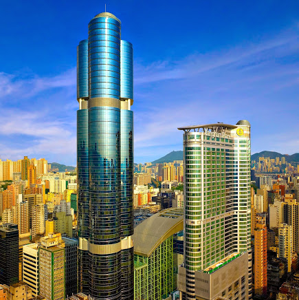 Langham Place - 8 Argyle Street - Mong Kok/Kowloon - Hong Kong