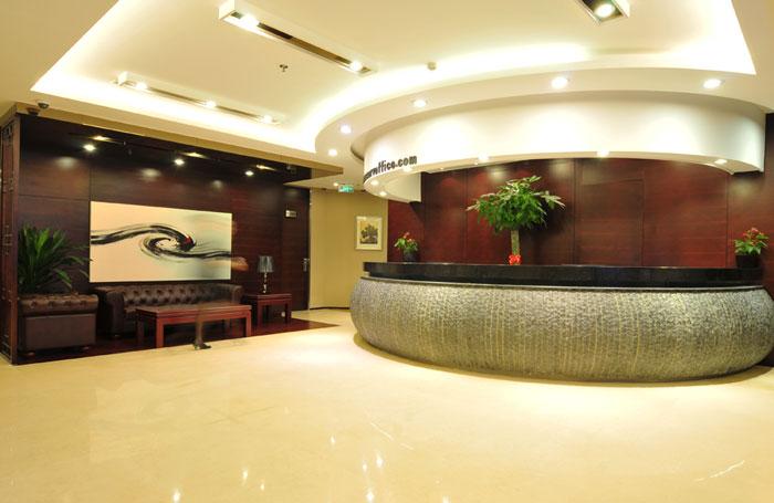 The Exchange Beijing - 118 Jianguo Road - Chaoyang District - Beijing