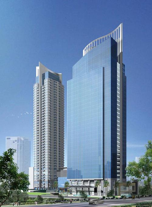 Jl Jend Sudirman Kav 52-53 - Sudirman Central Business District - South Jakarta