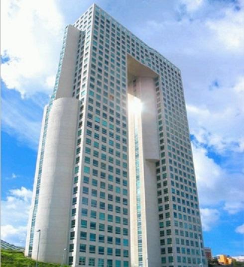 IZA Business Centers - Arcos Bosques - Promenade des Tamarins - Paseo de Los Tamarindos 60 - Bosques de Las Lomas (Mexico City)