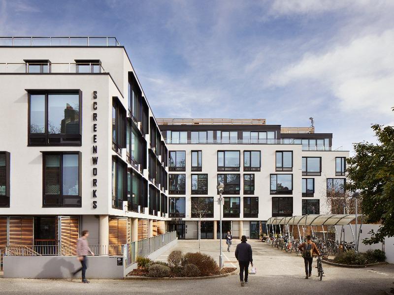 Workspace - ScreenWorks - 22 Highbury Grove, N5 - Highbury (Office, Studio)