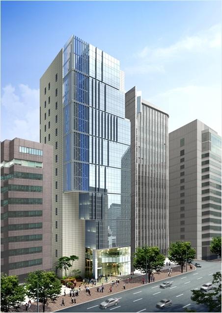Ek Tower Centre - EK Tower - 407 Teheran-Road - Samsung-dong - Gangnam-gu - Seoul