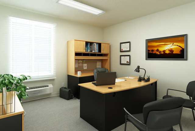 Office Space in Illinois Street