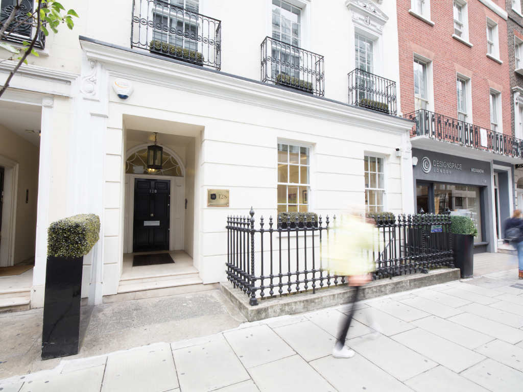 The Boutique Workplace Company - 128 Wigmore Street, W1 - London