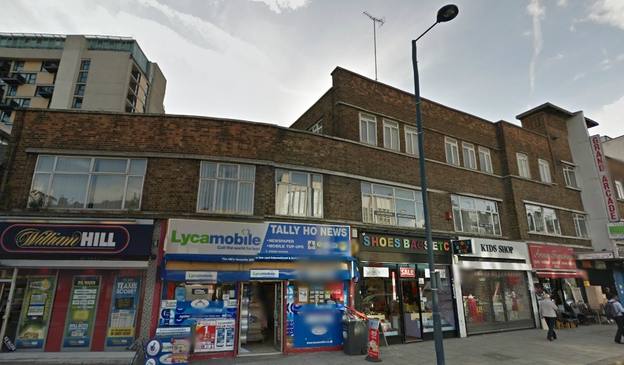 Summercourt Holdings - Rex House - 713 High Road - Tally Ho Corner, N12 - North Finchley