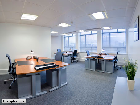 Office Space in Ofis Lamartine