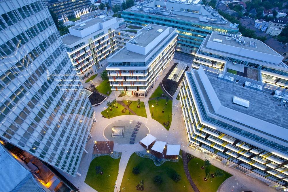 Apollo Business Centre II - 4D Prievozska Street - Bratislava