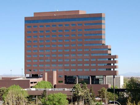 Regus - 500 Marquette Avenue NW - 500 Marquette Avenue - Albuquerque - NM