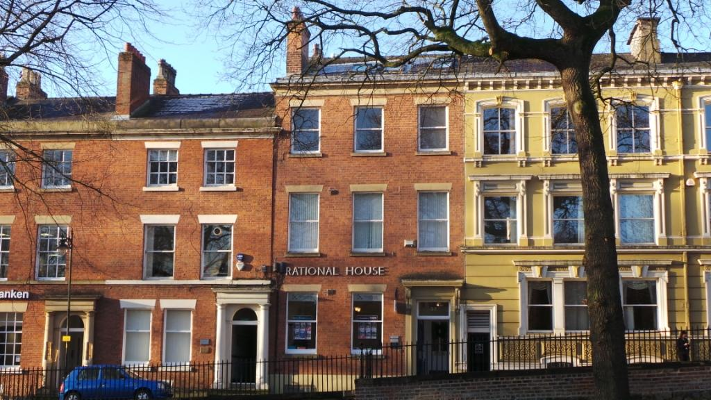 Rational House - 32 Winckley Square, PR1 - Preston