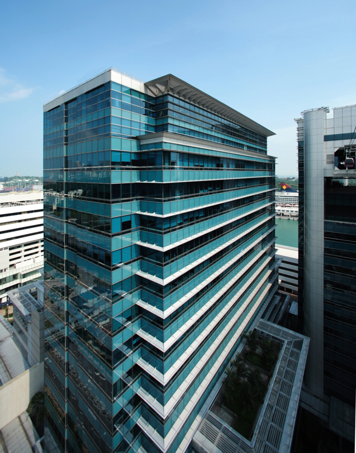 Regus - HarbourFront Tower One - 1 Harbourfront Place - Singapore