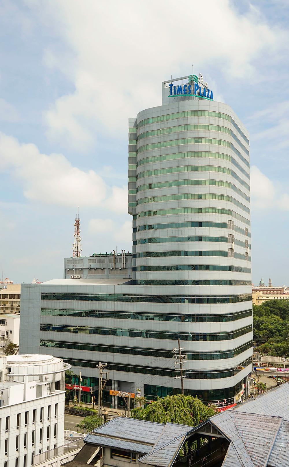 Times Plaza Building - United Nations Avenue Corner - Ermita - Manila