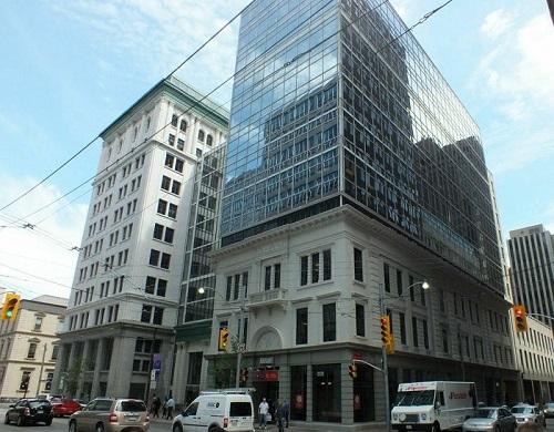 Regus- 36 Toronto St - Toronto - ON (Financial District)
