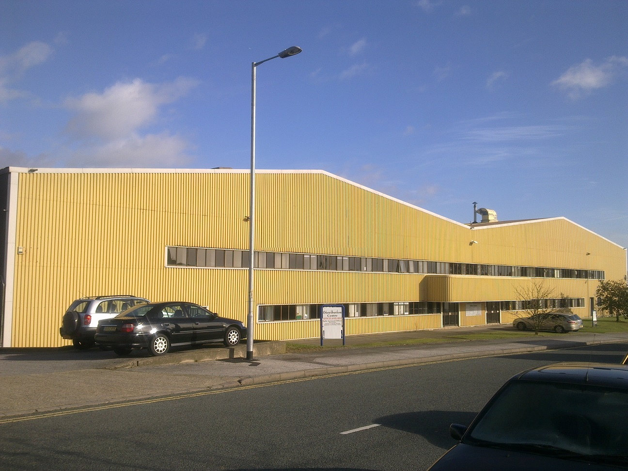 St Vincent Operations - Whitehouse Distribution Centre - Whitehouse Road, IP1 - Ipswich