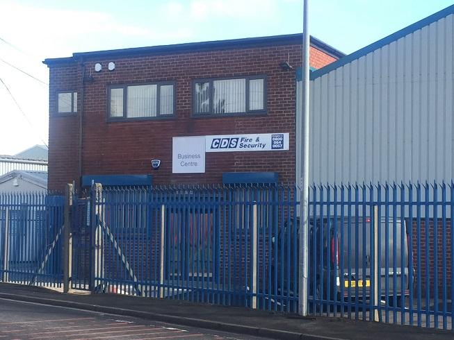 Frameline Business Centre - Knowsley Ind Est - Arbour Lane - Kirkby, L33 - Liverpool