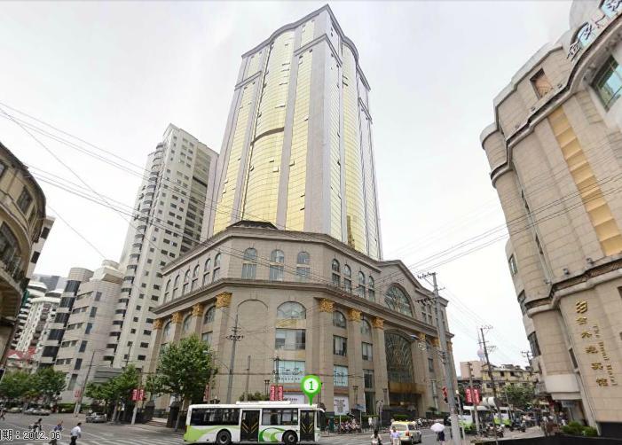 World Trade Building - 500 Guandong Road - Huangpu District - Shanghai
