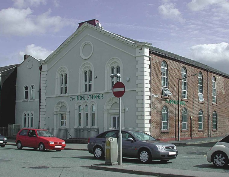 The Boultings - Winwick Street, WA2 - Warrington (Managed/Conventional)
