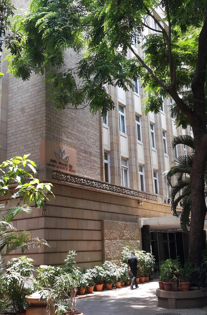 Churchgate Mafatlal House Business Centre - H.T.Parekh Marg - Mumbai