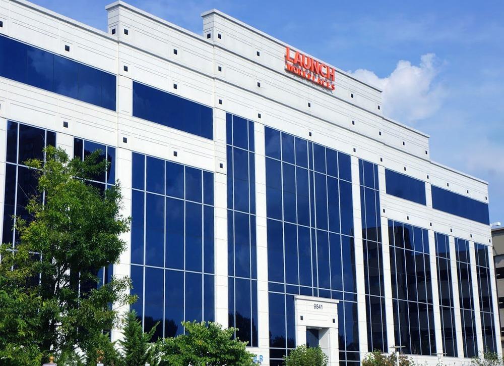 Launch Workplaces - 9841 Washingtonian Blvd - Gaithersburg, MD