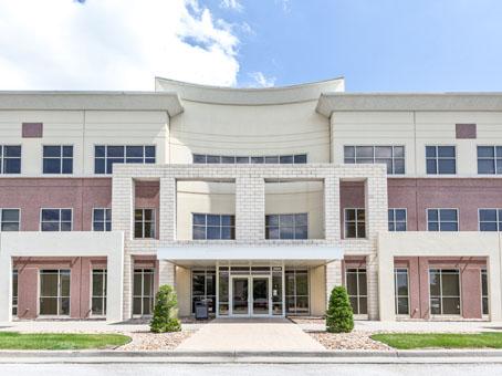 Regus - Business Exchange Building - 200 NE Missouri Road - Lee's Summit - MO
