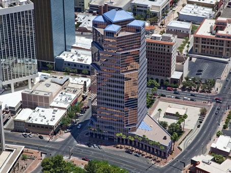 Regus - Downtown Tucson - One South Church Avenue - Tucson - AZ