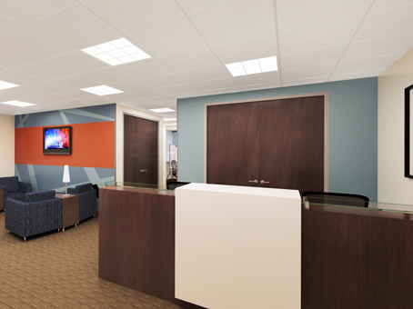 Office Space in Suite 110 1431 Opus Place