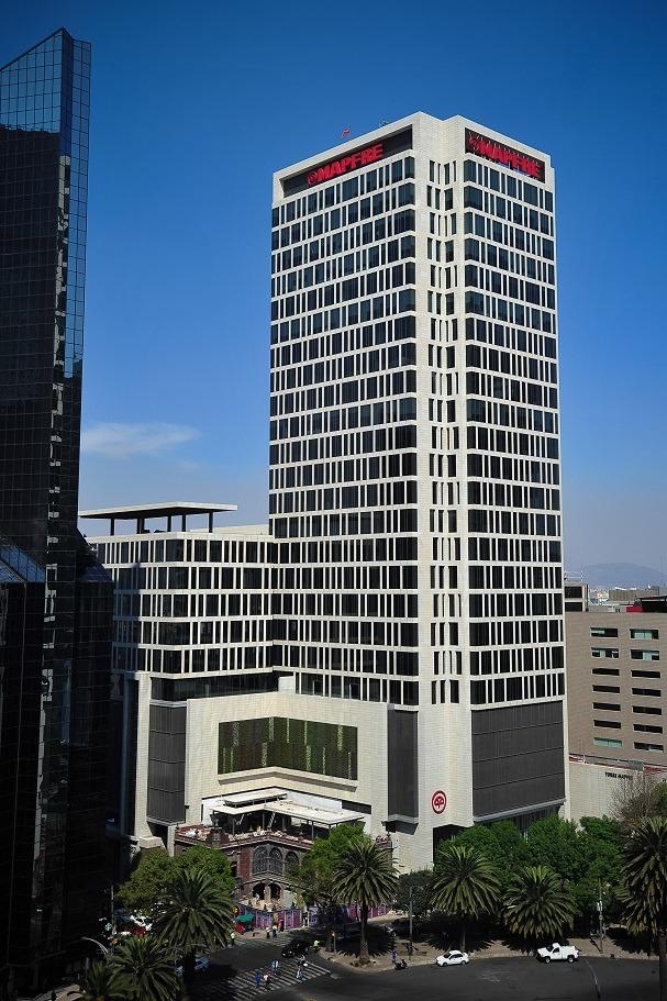 IOS OFFICES - Torre Mapfre - Paseo de la Reforma 243 - Juarez, Distrito Federal - Mexico City