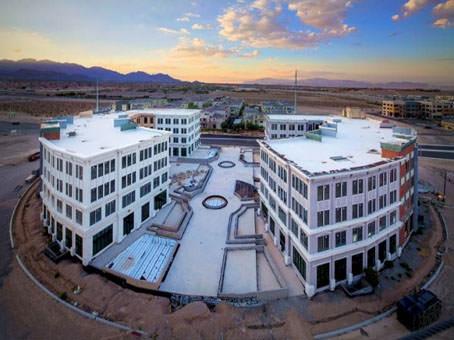 Regus - The Gramercy - 9205 West Russell Road - Las Vegas - NV