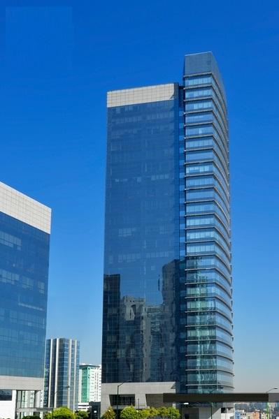 IOS OFFICES - Punta Santa Fe - Paseo de la Reforma 1015 - Santa Fe, Distrito Federal - Mexico City