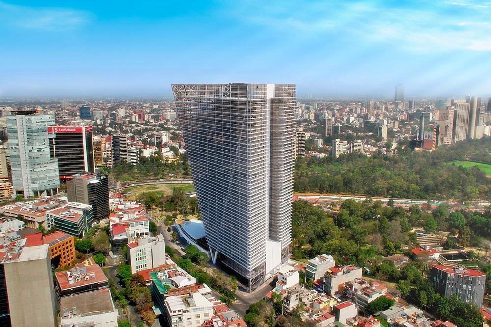Torre Virreyes - Pedregal 24 - Molino del Rey - Distrito Federal