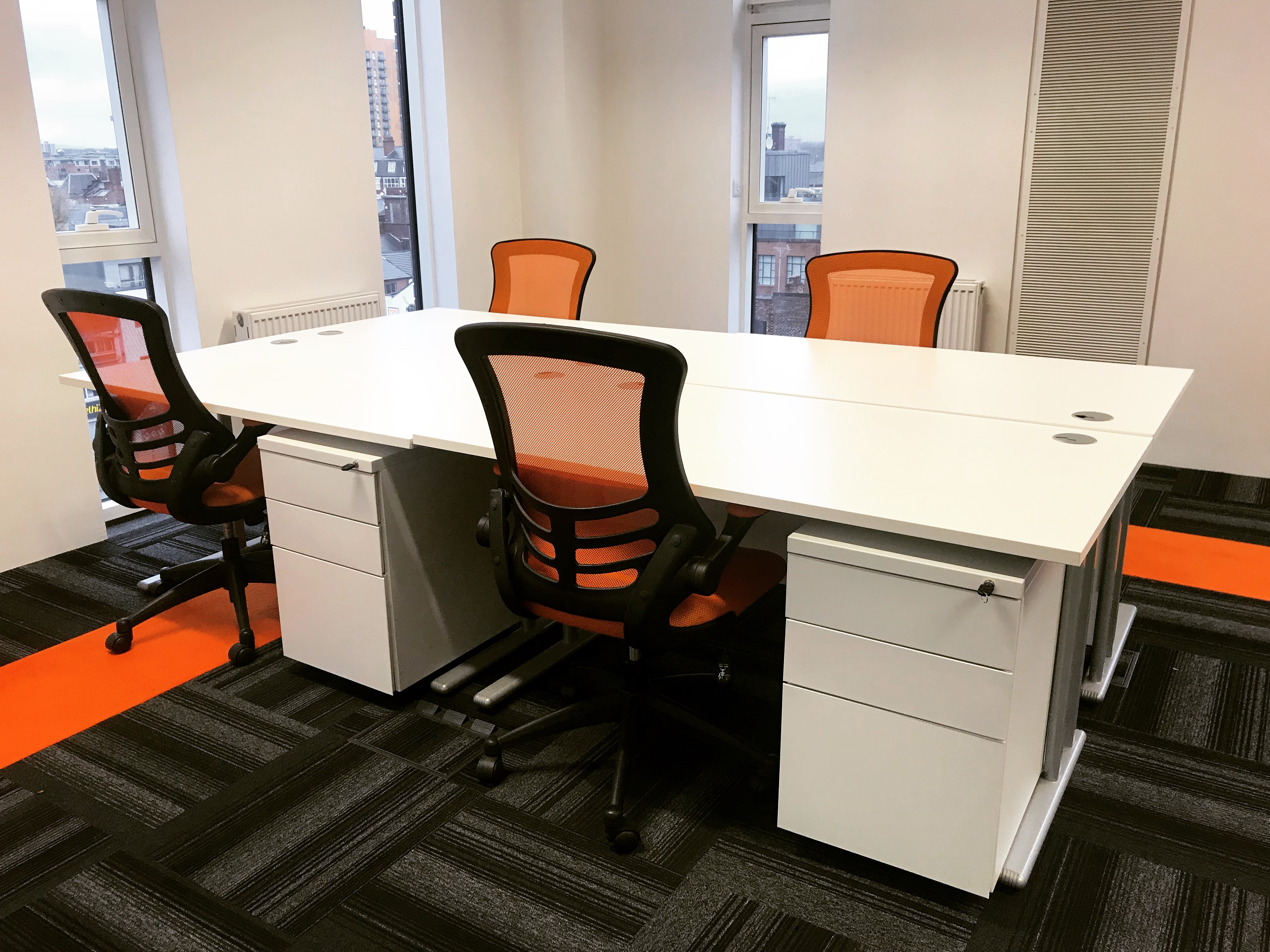Office Space in The Hive
