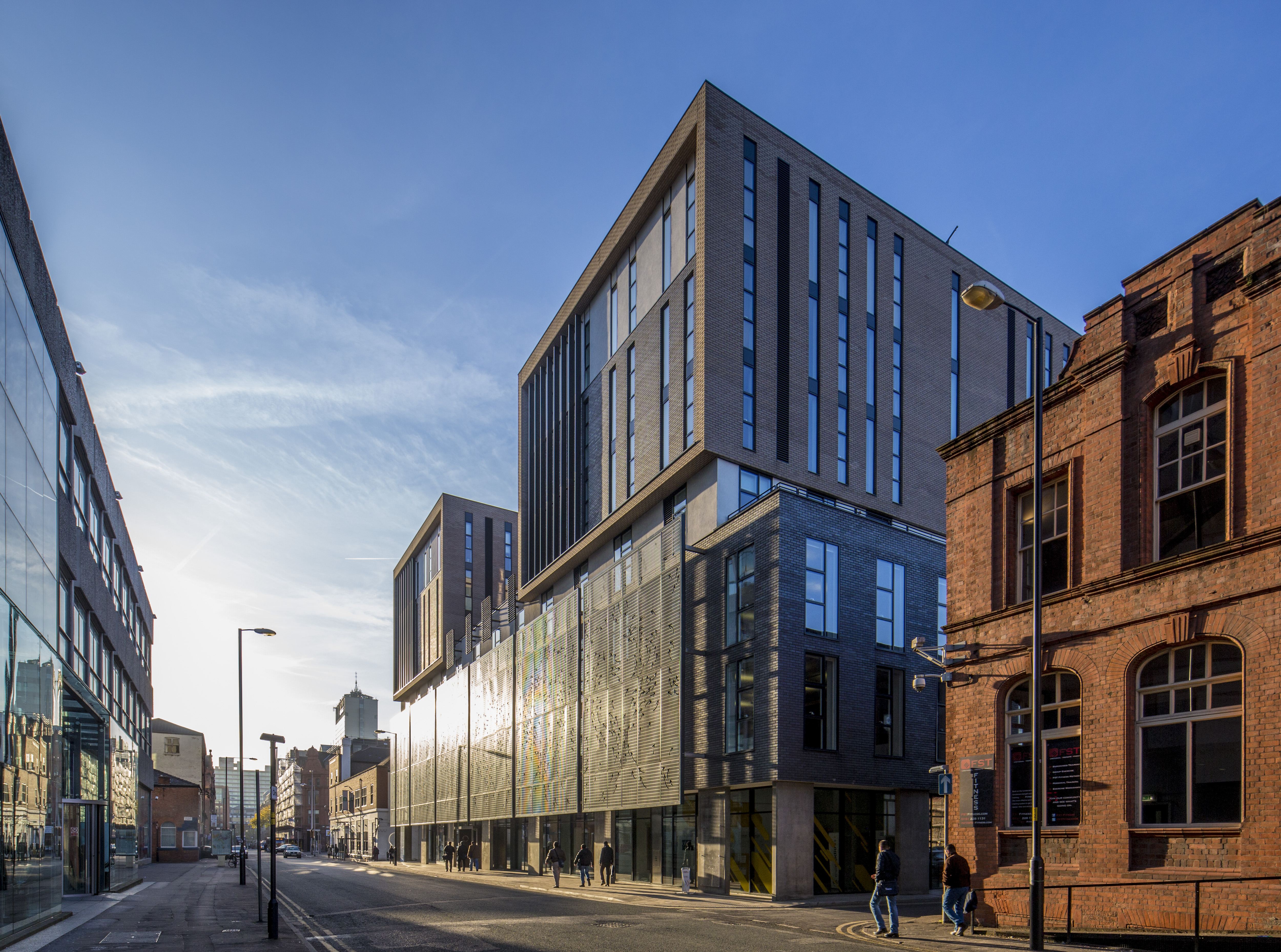 The Hive - 51 Lever Street, M1 - Manchester